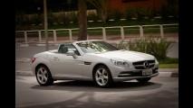 Mercedes lança o SLK 250 no Brasil por R$ 249.900 - Roadster acelera de 0 a 100 km/h em 6,6 segundos