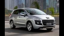 Peugeot 3008 agora conta com motor mais potente