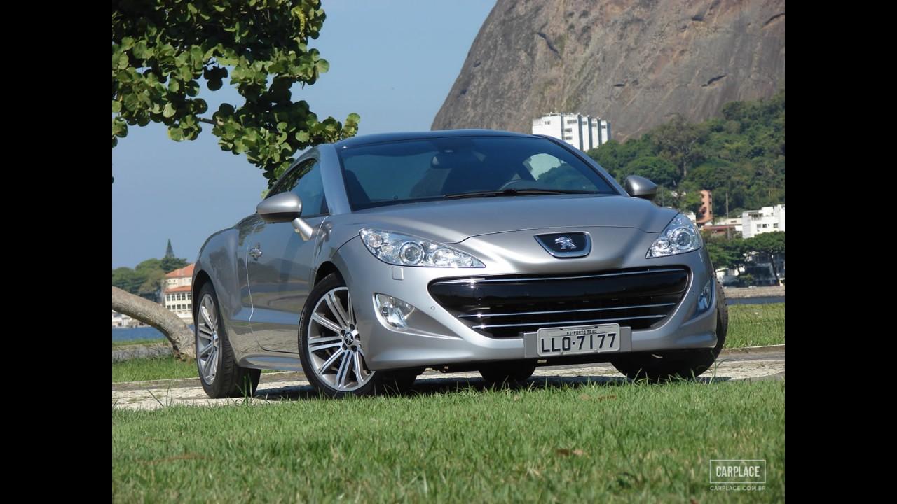 Conheça os esportivos mais vendidos no Brasil em setembro de 2012