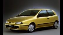 Carros para sempre: Fiat Brava - belo italiano teve vida curta no Brasil