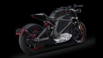 Harley-Davidson revela projeto da primeira moto elétrica da marca