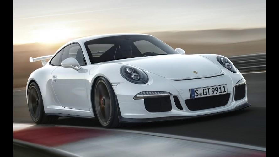 Porsche estuda lançar um 911 híbrido