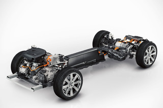 2015 Volvo XC90 Goes All Plug-in Hybrid on the World