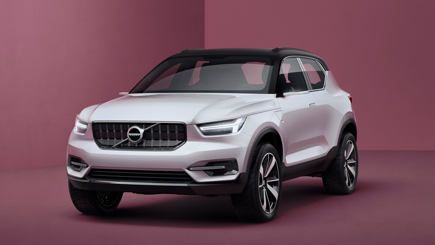 Volvo 40.1 Concept