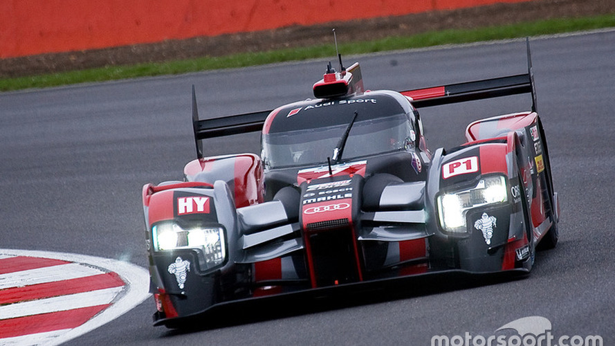 Silverstone WEC: Audi stuns Porsche to lock out front row