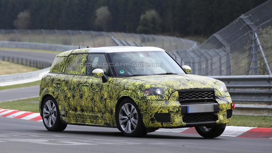 """BMW sources say new MINI Countryman will be an """"authentic SUV"""""""