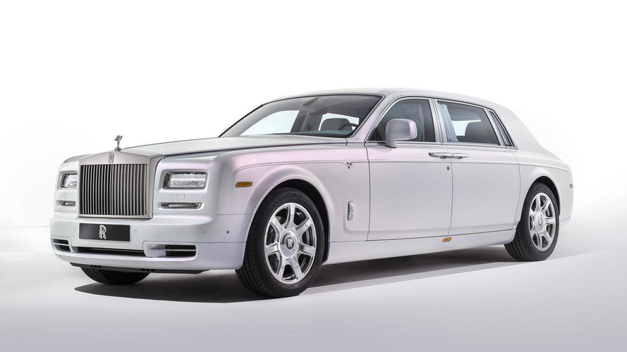New Rolls-Royce Phantom reportedly coming next year