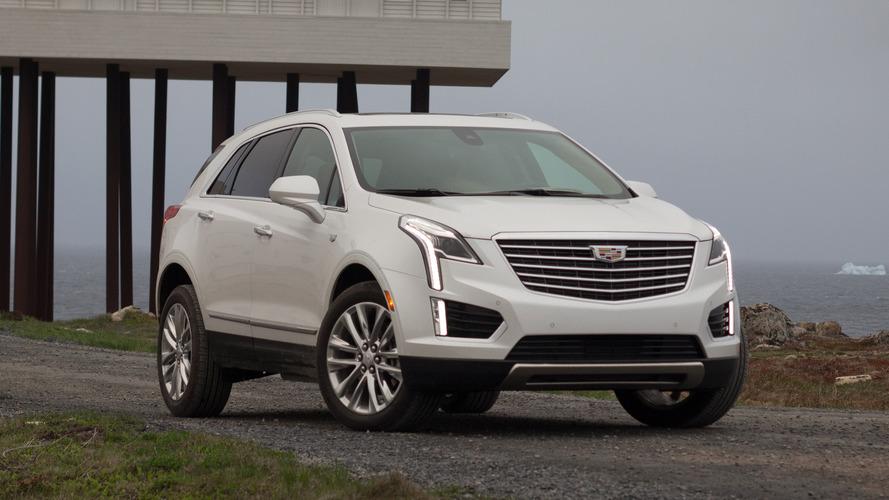 First Drive: 2017 Cadillac XT5