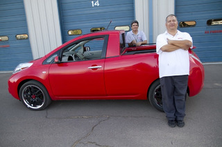 Nissan Leaf Pickup Truck Both Demented and Awesome [w/Video]