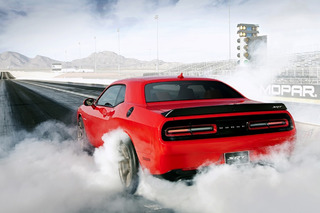 Very First Dodge Challenger Hellcat Sells for a Mind-Boggling Price