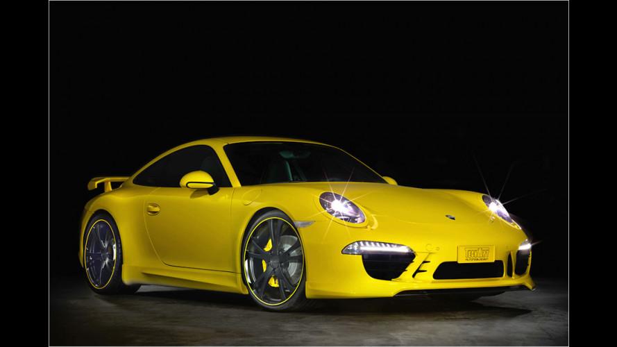 TechArt: Mehr Pep für Porsche