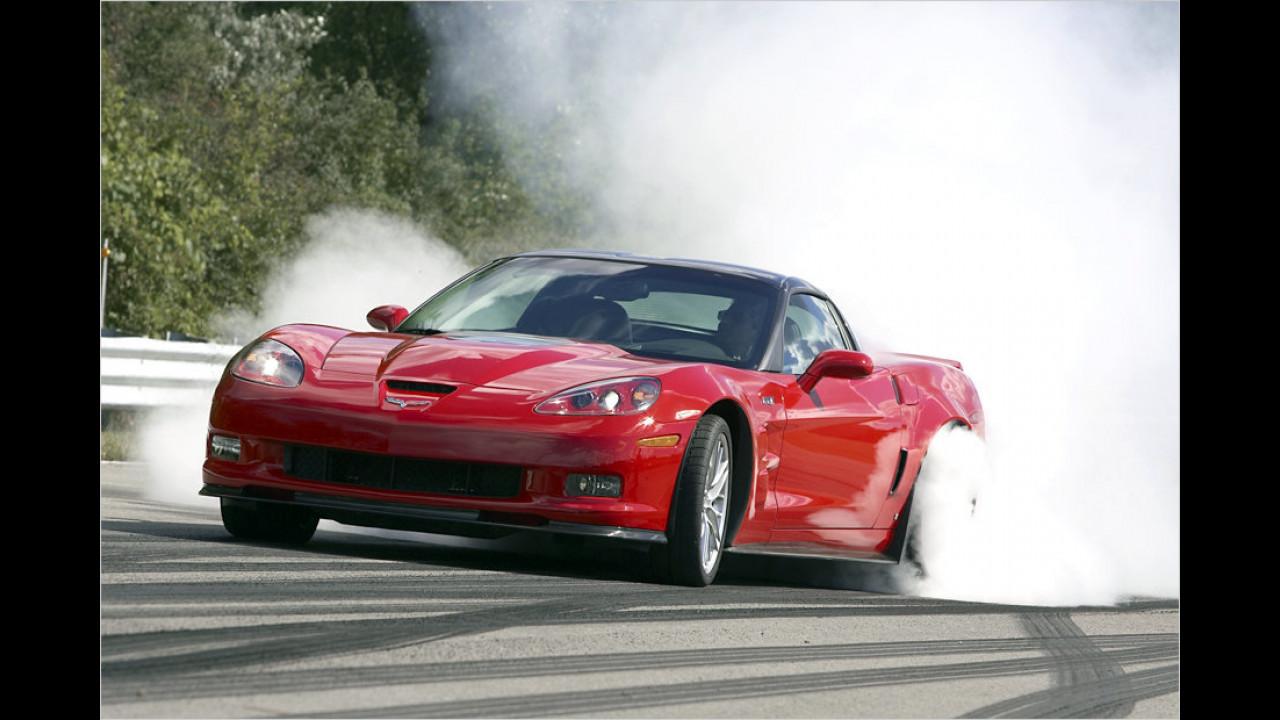 Corvette C6 (2005)
