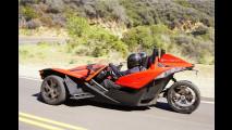 Amerikanisches Super-Dreirad mit 173 PS