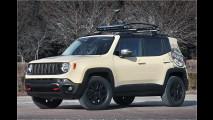 Jeep: Sieben coole Offroader