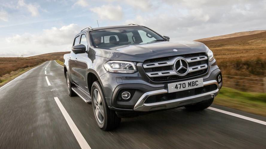 2018 Mercedes-Benz X-Class X250 d first drive: Posh pickup