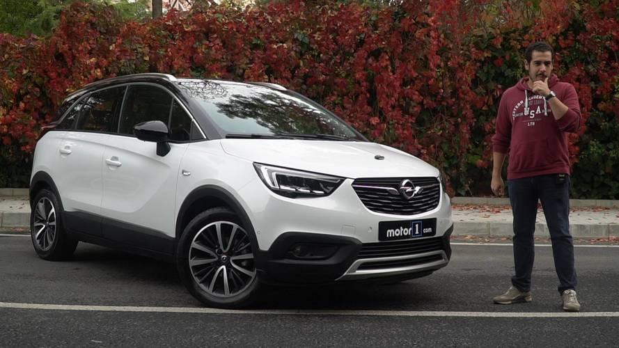 2017 Opel Crossland X 1.6 CDTI Excellence   Neden Almalı?