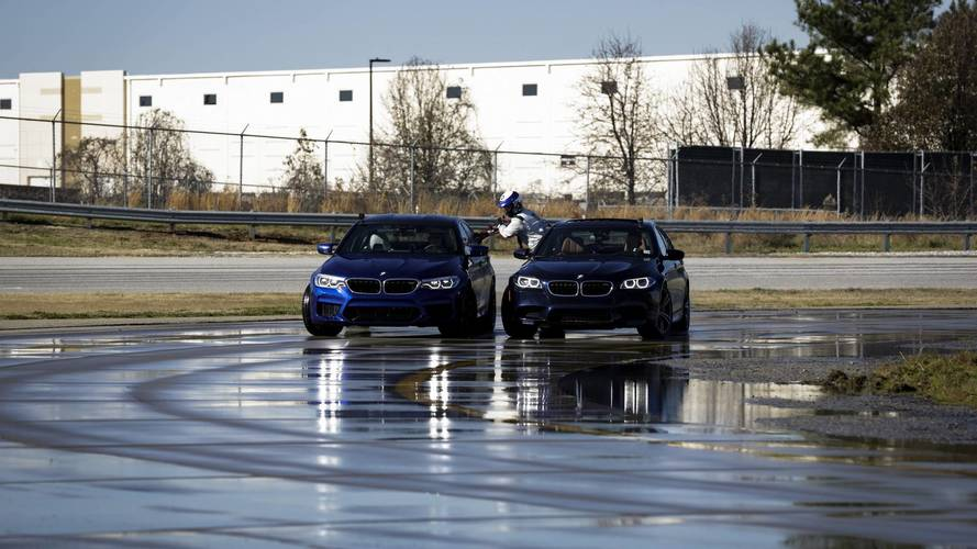 Bluetooth Almost Derailed BMW Drift Record