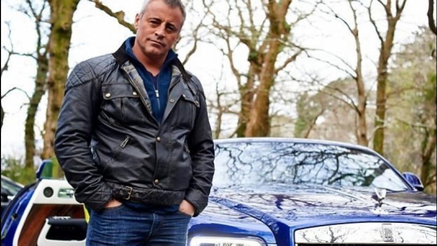Top Gear, LeBlanc conduttore nel 2017