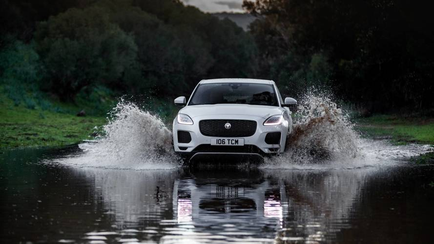 Most Expensive 2018 Jaguar E-Pace Costs $68,550