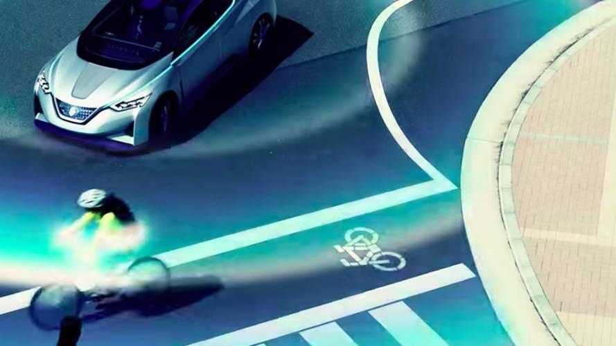Nissan geleceği böyle hayal ediyor