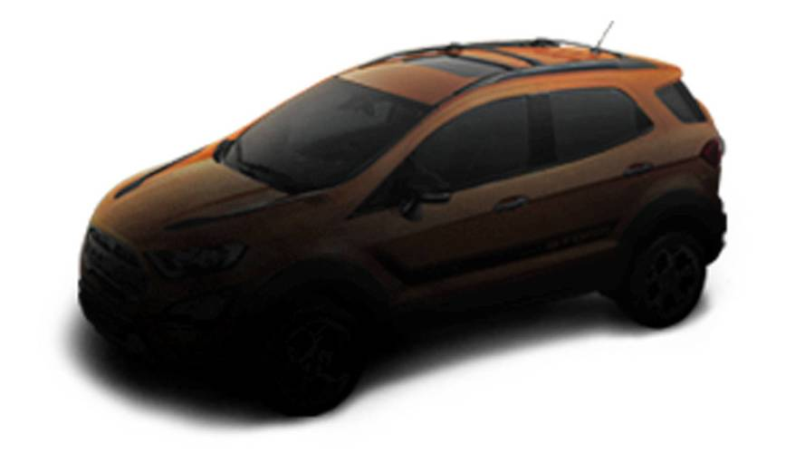 Ford EcoSport Storm - Hot Site