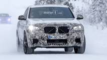 Photos espion - BMW X4 M