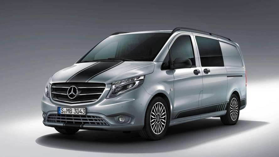 Mercedes Vito Sport Line beklediğiniz AMG değil