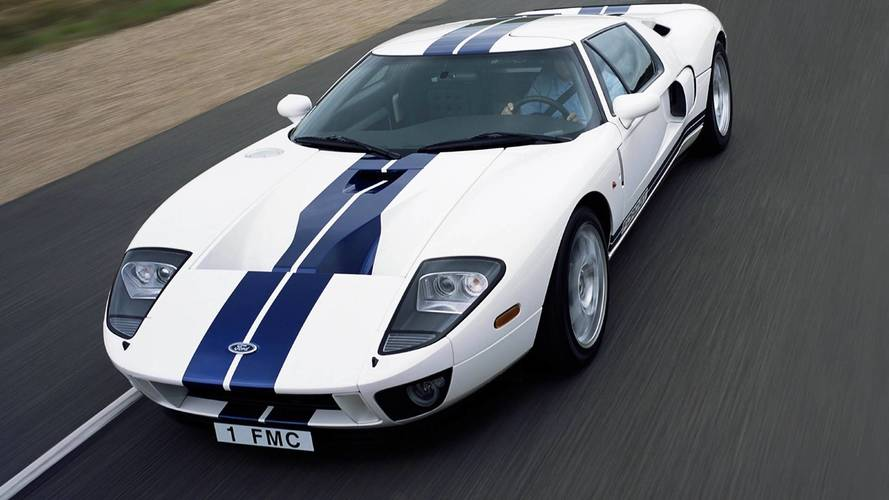 Motor1.com Legends: 2004 Ford GT