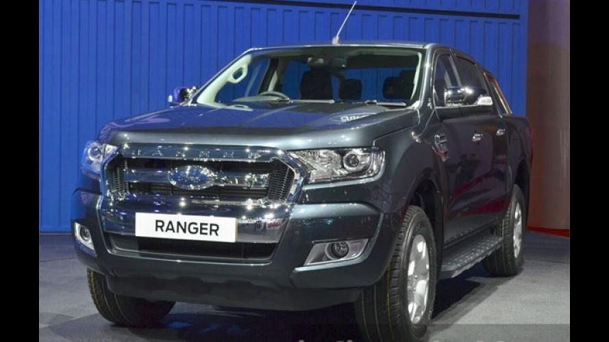Nova Ranger, que chega em 2016, aparece ao vivo - veja fotos