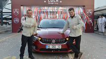 Fiat Turkish World Tour