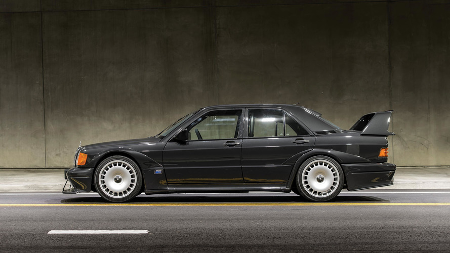 First Mercedes 190E Evo II auctioned in U.S. sells for big money