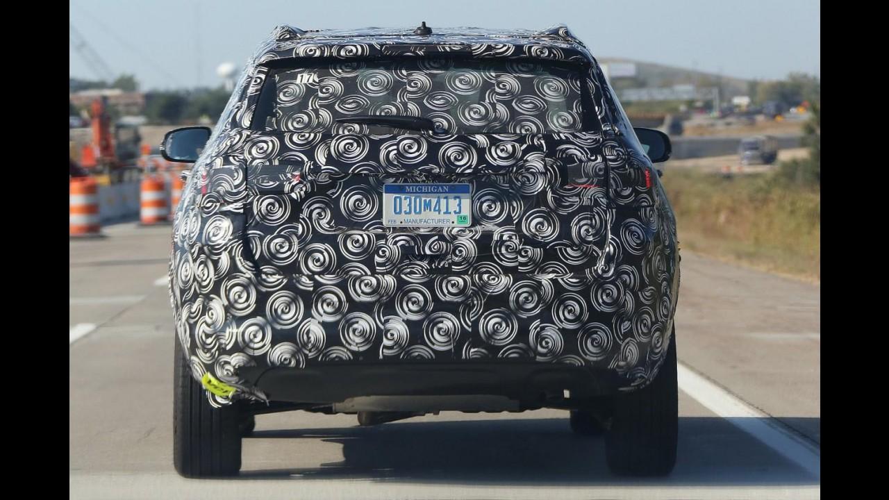 Novo Jeep Compass 2017: melhores flagras e projeção até agora