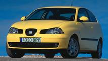 2002 Seat Ibiza