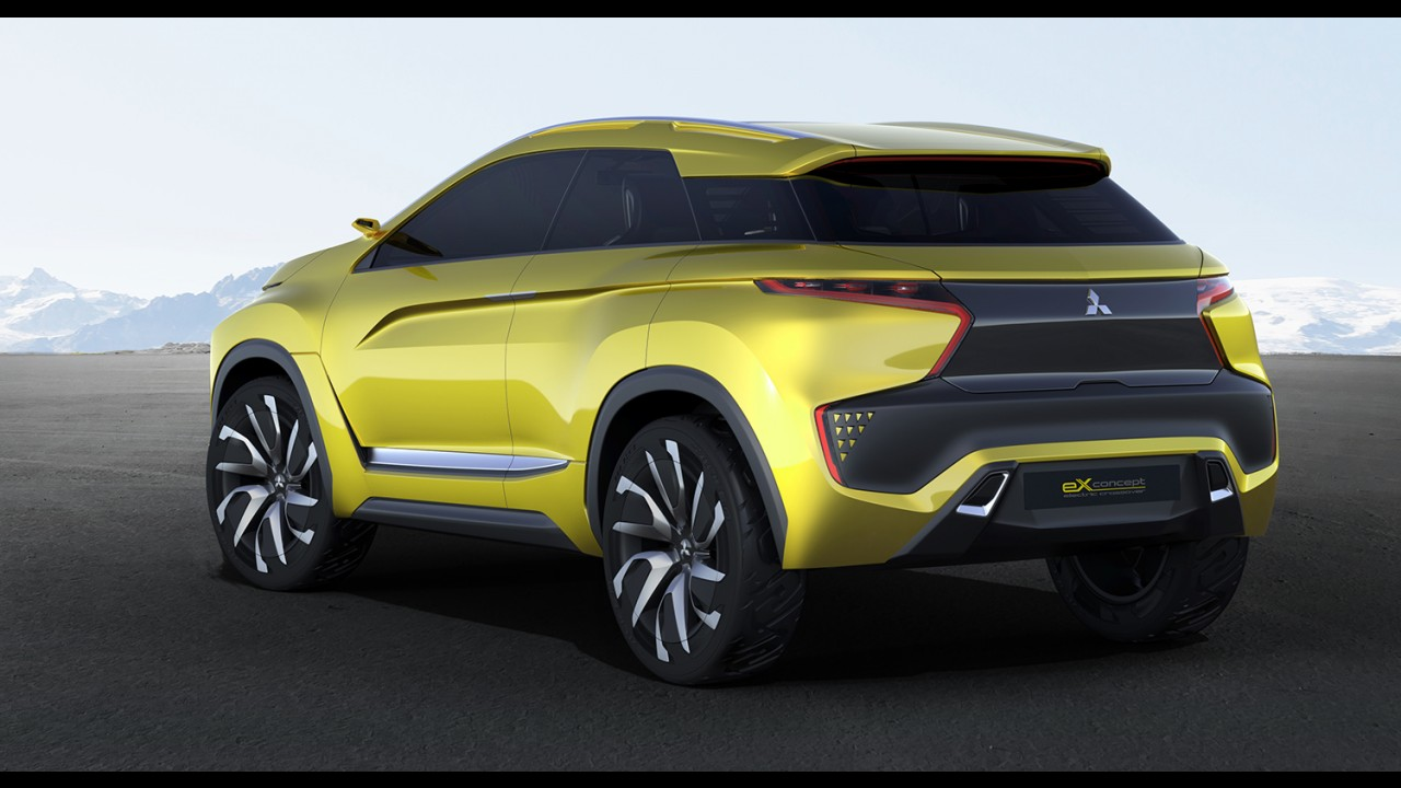 Mitsubishi confirma SUV inédito para 2017; ASX deve ser ...