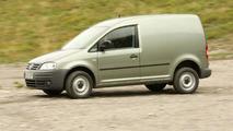 VW Caddy 4Motion