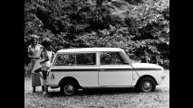 MINI Clubman e Morris Traveller