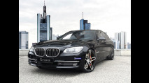 BMW 760i, se G-Power ci mette le mani...
