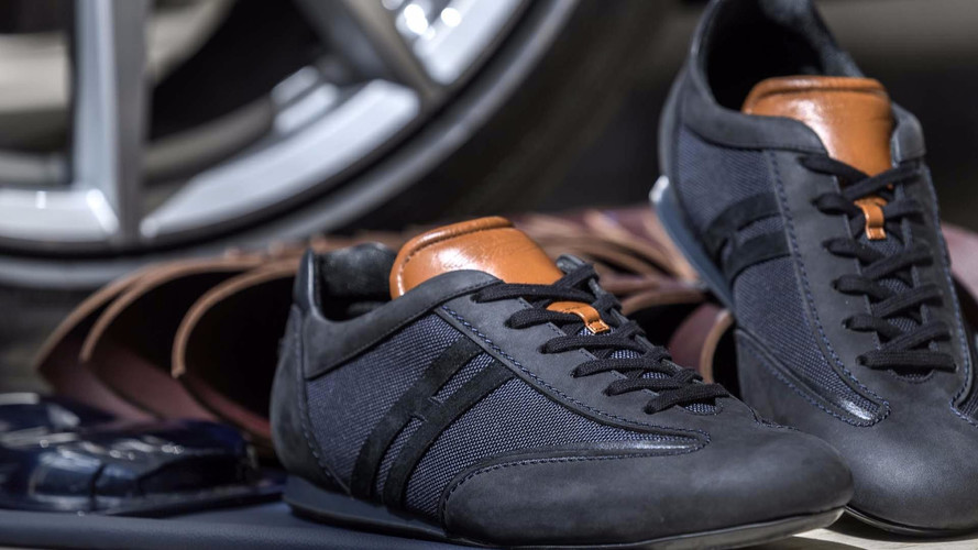 Get Your Kicks With Aston Martin Luxury Sneakers