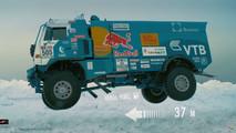 Kamaz ralli kamyonu
