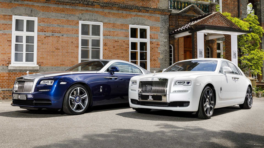 Rolls-Royce Bespoke Ghost And Wraith Pay Tribute To South Korea