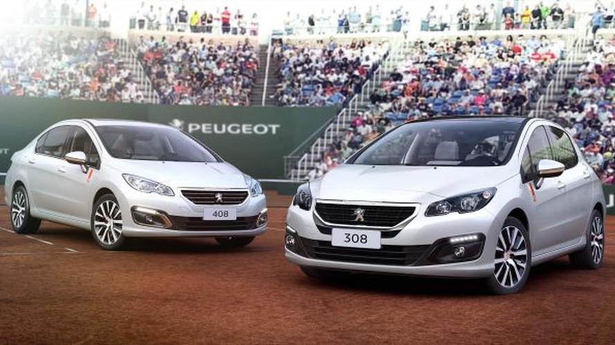 Peugeot lança 308 e 408 Roland Garros por R$ 101.590