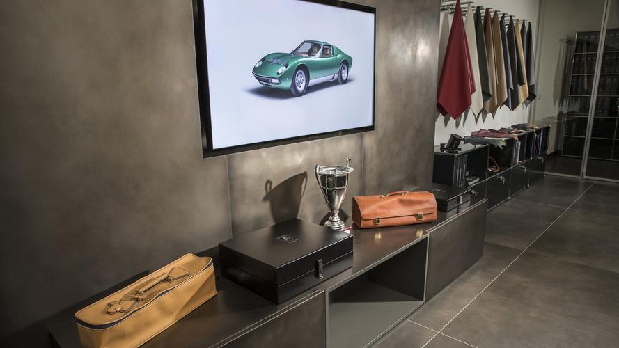 Apresentação do Lamborghini PoloStorico