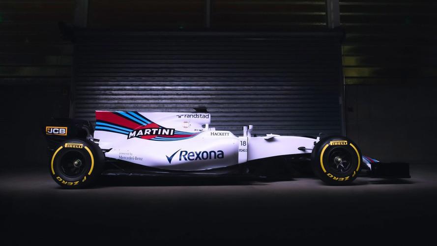 Formule 1 - La Williams FW40 s'affiche