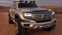 Mercedes Ener-G-Force Concept