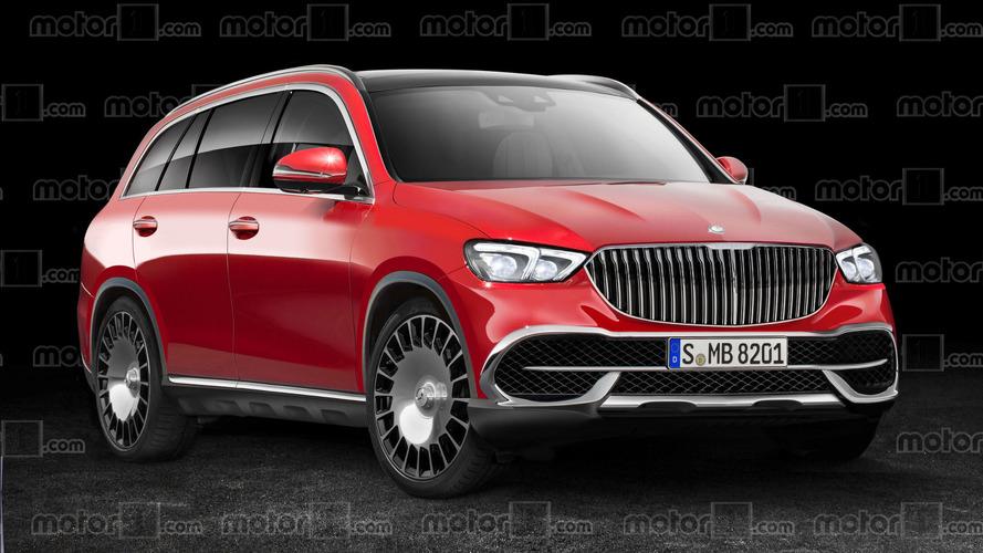 Le SUV Mercedes-Maybach pourrait bien ressembler à ça
