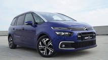 2017 Citroën C4 Grand Picasso 1.6 BlueHDi