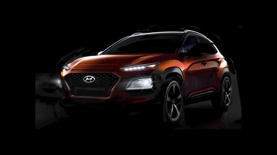 Hyundai'in elektrikli crossover'ı Kona mı olacak?