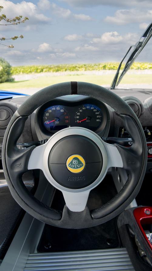 2017 - Lotus Exige Cup 380