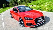 Essai Audi RS 5 (2017)