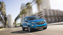 Ford EcoSport music streaming